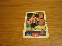 Barry Venison Southampton Subbuteo Squads 1995-96 UK English Premier League Football Soccer Trading Card - Trading Cards