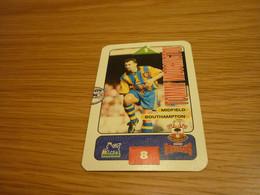 Tommy Widdrington Southampton Subbuteo Squads 1995-96 UK English Premier League Football Soccer Trading Card - Trading Cards