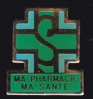 66887- Pin's. Pharmacie.Santé.Caducée.Medical. - Medici