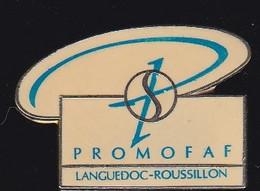 66893- Pin's. PROMOFAF.Languedoc Roussillon.Santé Montpellier - Medici