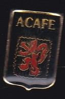66897- Pin's. ACAFE. - Boissons