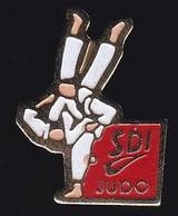 66910- Pin's.SDI.Judo. - Judo
