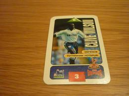 Clive Wilson Tottenham Hotspur Subbuteo Squads 1995-96 UK English Premier League Football Soccer Trading Card - Trading Cards