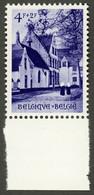 BELGIUM 1954 Brugge Begijnhof Yt:BE 948 NEW MINT** NOT HINGED - Nuevos