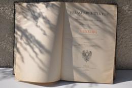 VENISE TOSCANE  ITALIE - 97 PLANCHES De PALAIS VENITIENS En 1903 - Alte Bücher