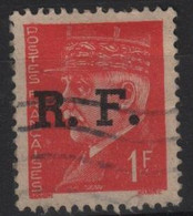 ALS 7 - FRANCE LIBERATION LYON N° 8 Obl. - Liberación