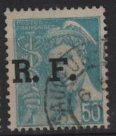 ALS 8 - FRANCE LIBERATION LYON N° 4 Obl. - Liberación