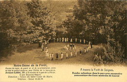 031 323 - CPA - Belgique -  La Hulpe - Notre-Dame De La Forêt - La Hulpe