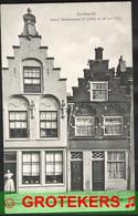 DORDRECHT Museumstraat Panden 36 (1680) En 38 (ca 1750) Met Bewoonster * 1910 - Dordrecht