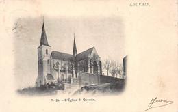 Nr 26 L'Eglise St Quentin - Leuven - Louvain - Leuven