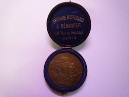 2020 - 7356  ALGERIE  -  MEDAILLE Arthus BERTRAND Du Syndicat Agricole De RELIZANE   XXX - Tokens & Medals