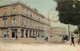 Cuba - Nabana - Hotel De Inglaterra - Cuba