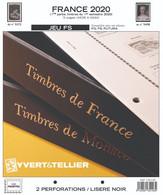 Jeu France Yvert Et Tellier FS 2020 - 1ère Partie - Fogli Prestampati
