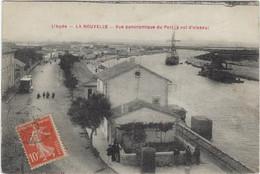 11  Port La Nouvelle  Vue Panoramique Du Port A Vol D'oiseau - Port La Nouvelle