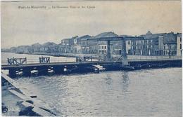 11  Port La Nouvelle Le Nouveau Pont Et Les Quais - Port La Nouvelle