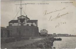 11  Port La Nouvelle Le  Fort Et Le Port - Port La Nouvelle
