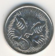 AUSTRALIA 2018: 5 Cents, KM 401 - Decimal Coinage (1966-...)