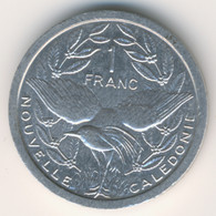 NOUVELLE CALEDONIE 2006: 1 Franc, KM 10 - New Caledonia