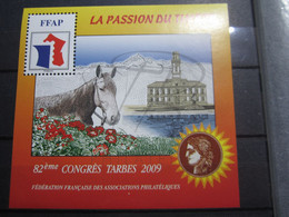 VEND BEAU BLOC DE LA F.F.A.P. N° 3 , XX !!! (b) - FFAP