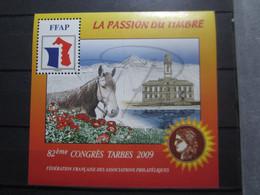 VEND BEAU BLOC DE LA F.F.A.P. N° 3 , XX !!! (d) - FFAP