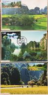 Maxi Maxicards Of Vietnam Viet Nam 2015 : Unesco World Heritage / Ninh Binh Province (Ms1053) - Viêt-Nam