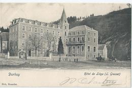 Durbuy - Hôtel De Liège (L. Gresset) - 1903 - Durbuy