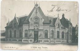 Hoei - Huy - L'Hôtel Des Postes - N. 6, G.H. Ed. A. - 1905 - Huy