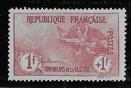 France N°154 - Neuf * Avec Charnière ( Dérisoire Trace) - TB - Unused Stamps