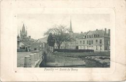 76 Pavilly Entrée Du Bourg - Pavilly