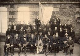 VIRE  14  PHOTO  LES CONSCRITS  DE 1917 - Vire