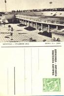 EX.YU. Serbia. Belgrade.  The JNA (FC Partizan) Soccer Stadium. The Postal Stationery - Estadios