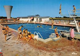 MAUZE-sur-le-MIGNON - La Piscine - Architecte Le Sauter à Niort - Plongeoir, Plongeur Acrobatique - Mauze Sur Le Mignon