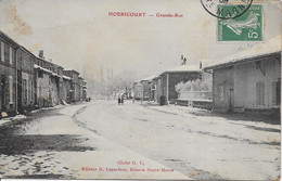HOERICOURT - GRANDE RUE - Otros Municipios