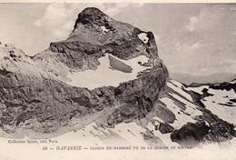 GAVARNIE Casque Du Marboré Vue De La Brèche - Gavarnie