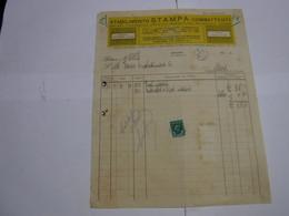 ANCONA  -- STABILIMENTO S.T.A.P.A.   COMBATTENTI - Italien