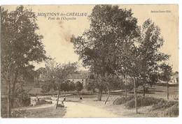 MONTIGNY-les-CHERLIEU (70) Pont De L'Ougeottel  Ed. Jachim - Andere Gemeenten