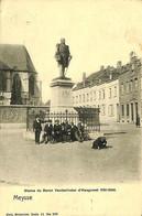 031 337 - CPA - Belgique -  Meysse - Statue Du Baron Vanderlinden D'Hoogvorst - Meise