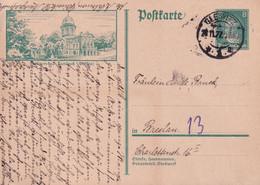 Germany 1927 Postcard PC 176 Used GLEIWITZ - Alemania
