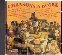 CD Chansons à Boire Par Emmanuel De La Flutaille Et Ses Tastovinas (Disques Forlane) - Compilations