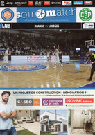 Programme Du Match De Pro A De La 16 ème Journée Roanne / Limoges Du 27 Décembre 2019 - Abbigliamento, Souvenirs & Varie