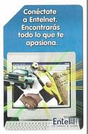 Bolivia, Entel, Urmet Used Phone Card, No Value, Collectors Item, # Bolivia-36 - Bolivia