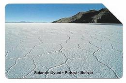 Bolivia, Entel, Urmet Used Phone Card, No Value, Collectors Item, # Bolivia-41 - Bolivia