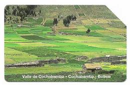 Bolivia, Entel, Urmet Used Phone Card, No Value, Collectors Item, # Bolivia-43 - Bolivia