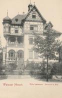 DC3532 - Ak Weisser Hirsch Villa Lahmann Heinrichs Hof REPRO - Dresden