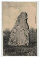86 CENON #16019 MENHIR DU VIEUX POITIER ET CELTIQUE - France