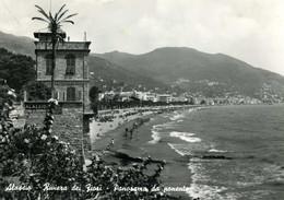 Alassio - Panorama Da Ponente - Savona