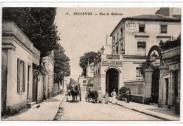 Bellevue- Rue De Bellevue - France