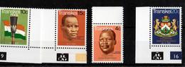 1976, UMM, Independence - Transkei