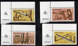 1978, UMM, Pipes - Transkei