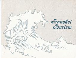 1980, UMM, Tourism Booklet - Transkei